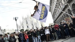 """No Salvini day"" a Milano"