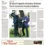 Messaggero Veneto del 3-2-2019