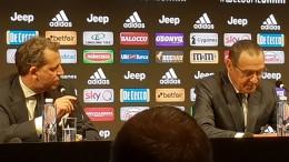 Sarri alla Juventus