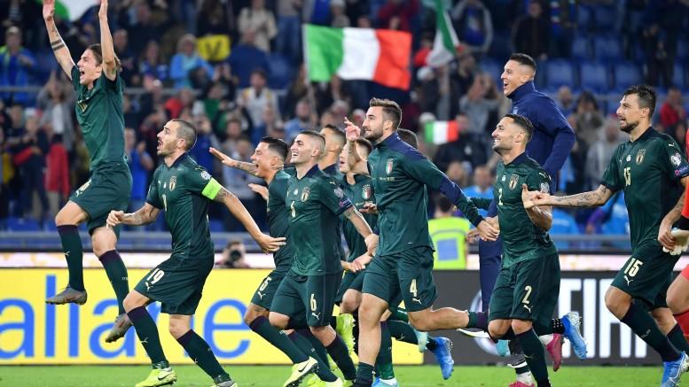Euro 2020: Italia-Grecia 2-0
