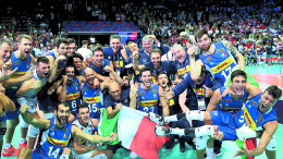 EuroVolley 2021