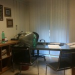 Il mio ufficio della sede di via Fatigati 10 a Torrione