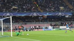 Napoli-Besiktas 2-3
