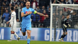 Besiktas-Napoli 1-1