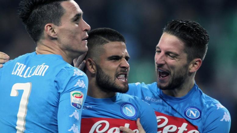 Udinese-Napoli 1-2