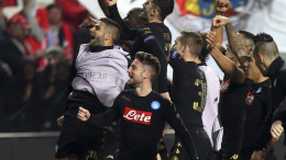 Champions League: Benfica-Napoli 1-2