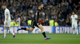 Real Madrid-Napoli 3-1