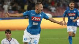 Napoli-Atalanta 3-1