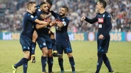 Spal-Napoli 2-3