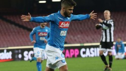 Coppa Italia: Napoli-Udinese 1-0