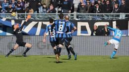 Atalanta-Napoli 0-1