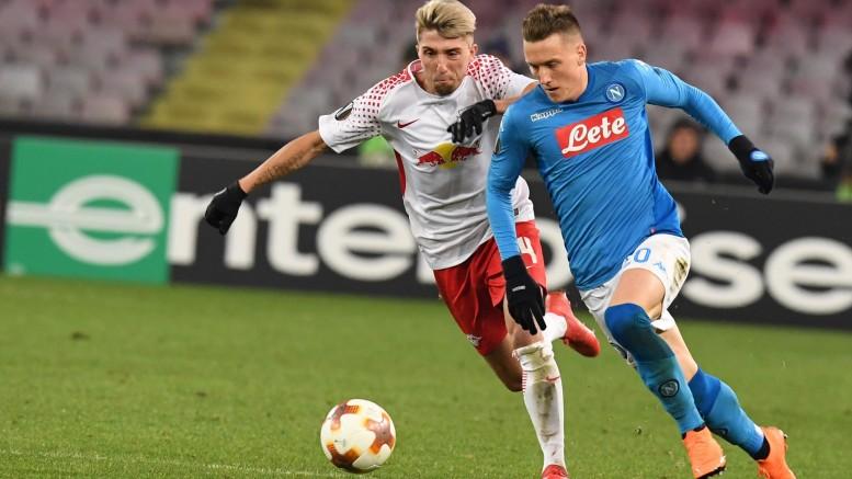 Europa League: Napoli-Lipsia 1-3