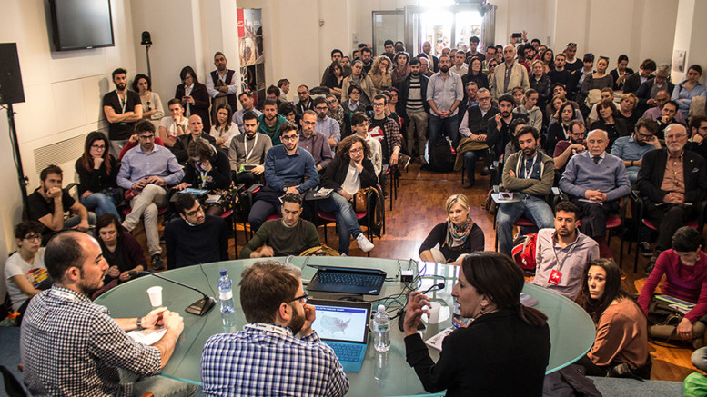 Perugia: Festival del giornalismo