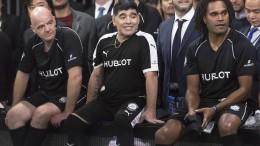 Maradona crede nel Napoli