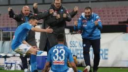 Napoli-Genoa 1-0
