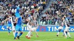 Juventus-Napoli 0-1