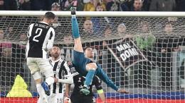 Champions League: Juventus-Real Madrid 0-3