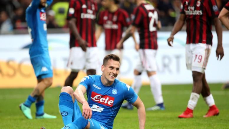 Milan-Napoli 0-0