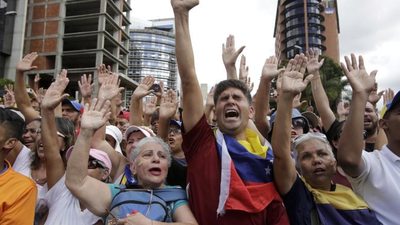 Crisi politica in Venezuela