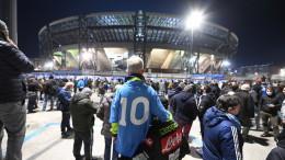 Maradona: Napoli sotto choc