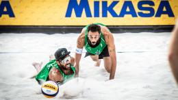 Beach Volley, Sardinia Finals